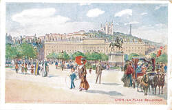 La Place Bellecour